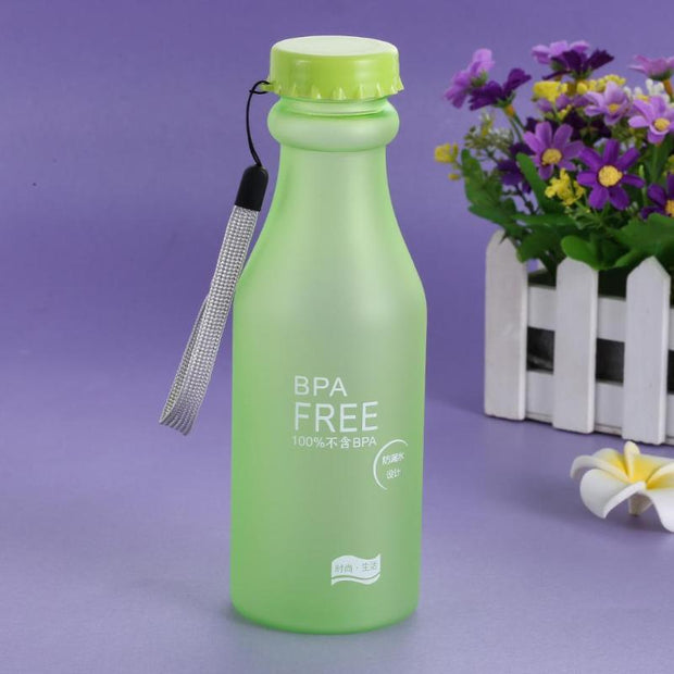Unbreakable Frosted Yoga Bottle -  - My Drink Water