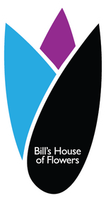 Bills House of Flowers Logo