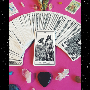 Tarot/Oracle Subscription Box (Yearly Pre-Paid)