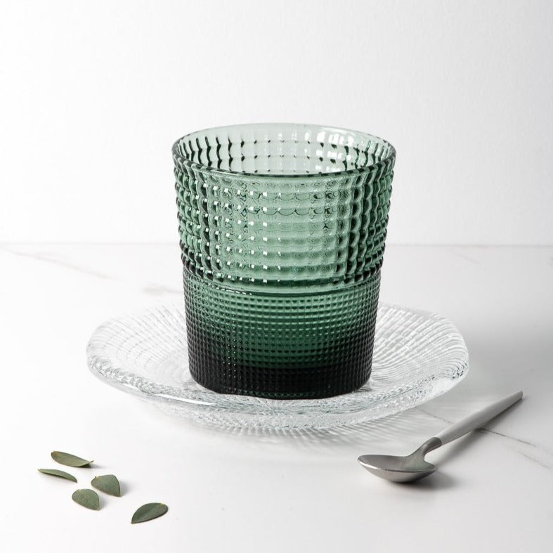 Set 6 vasos Pikes Olive Green