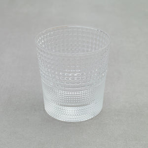 Set 6 vasos Pikes Clear