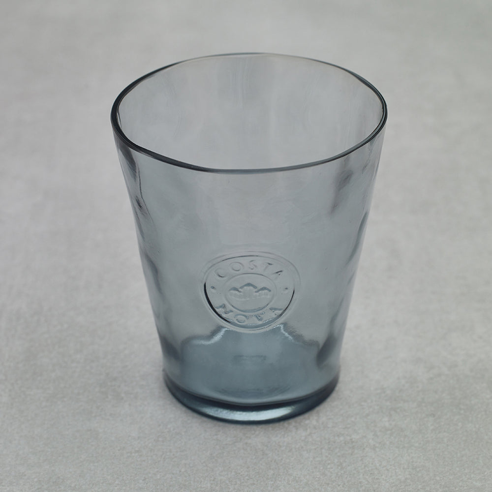 Set 6 vasos Aqua Smoke Grey