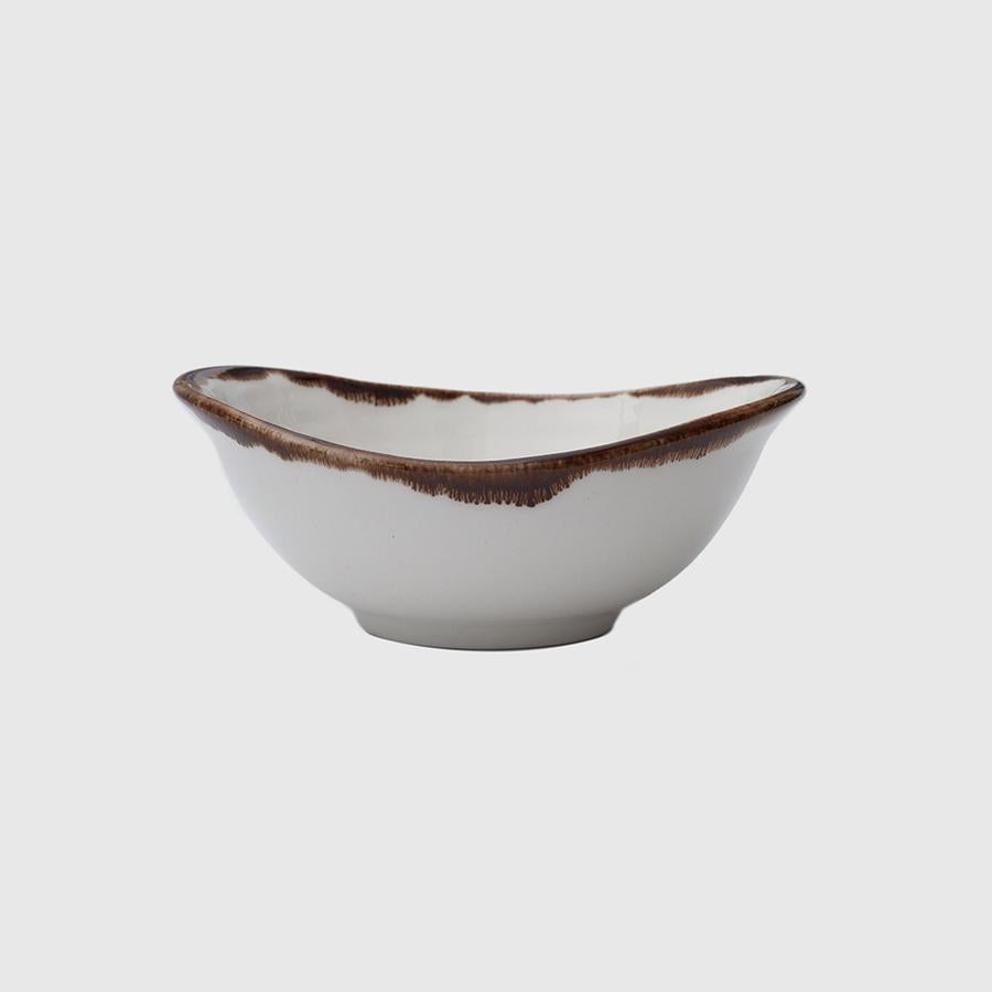 Bowl de gres Natural Brown