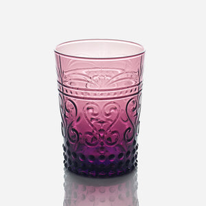 Set 6 vasos Romantic