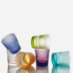 Set 6 vasos Pikes Colours