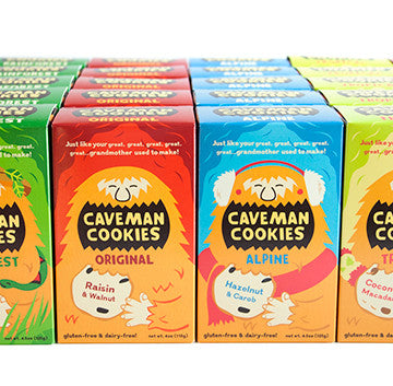Assortment of Caveman Cookies
