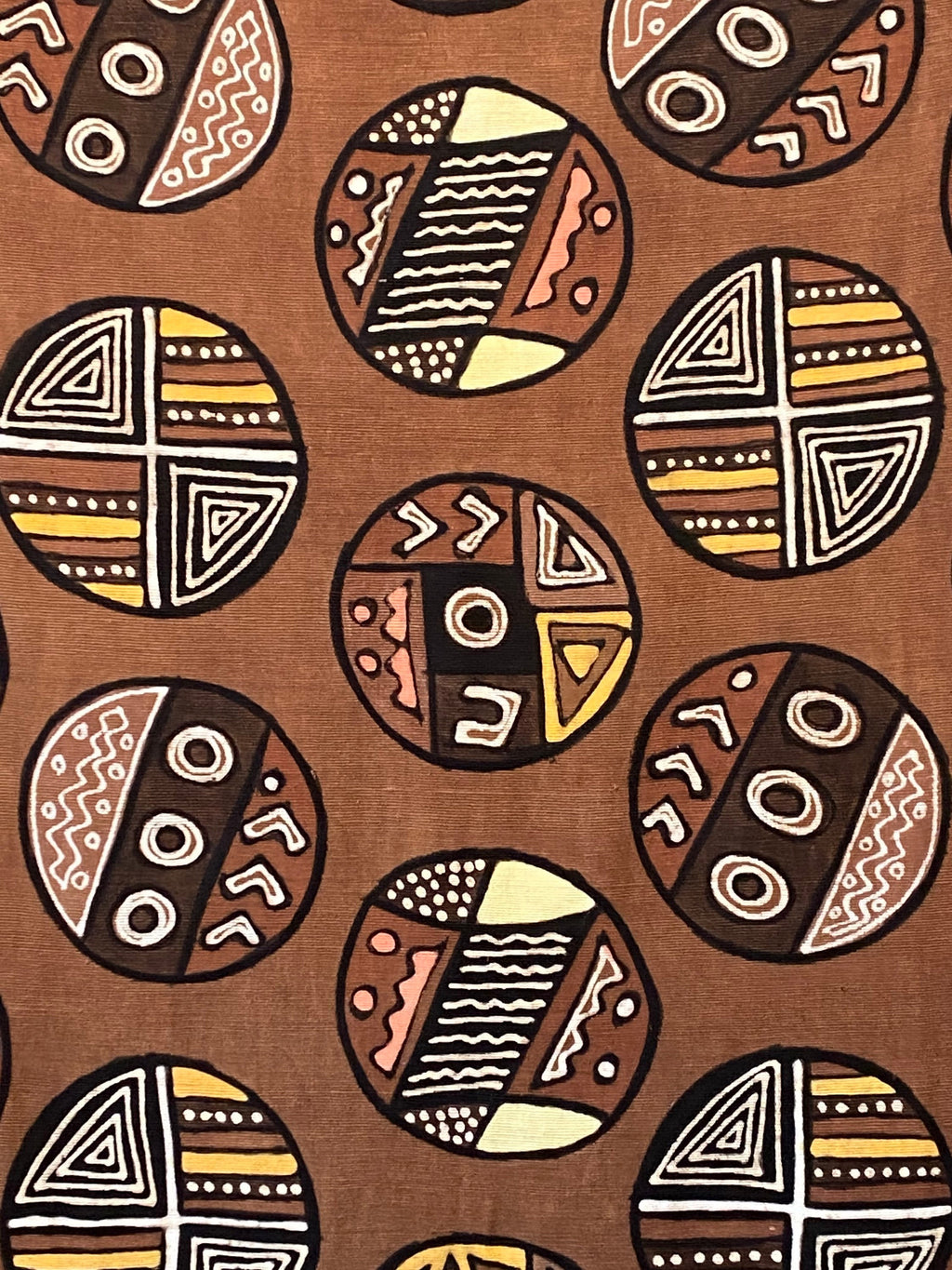 Mudcloth Textile, Bogolan Blanket, Mudcloth Fabric, Mudcloth Tapestry