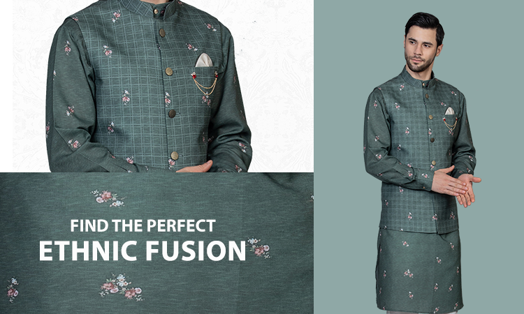 Find the perfect Ethnic Fusion