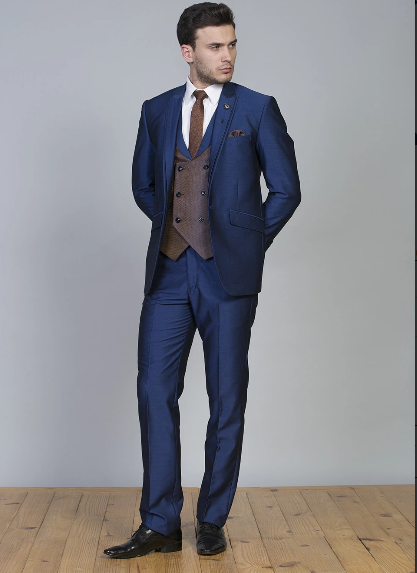 3 Luxurious Suit Colors every professional Man Must Own