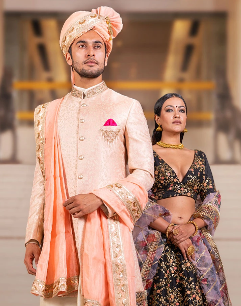 A complete guide to buying Indian Wedding Dresses for Men online!