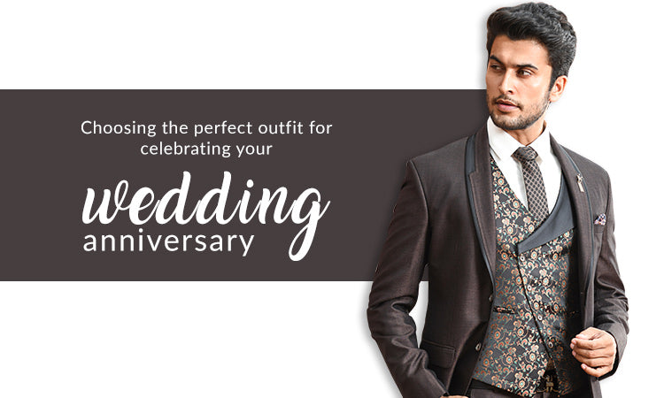CHOOSING THE PERFECT OUTFIT FOR CELEBRATING YOUR WEDDING ANNIVERSARY