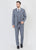 Grey 3 pc formal suit