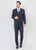 Navy Stripe Formal Suit