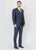 Navy designer suit