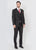 Black Notch Lapel Suit