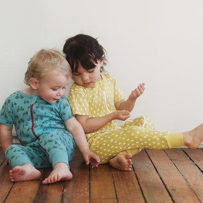Parade Organics | Organic baby & kids clothes, modern & playful