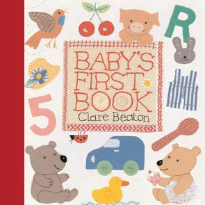 Baby's First Book - Clare Beaton