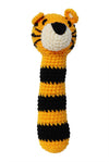 """My Animal Friends"" Knit Rattle"
