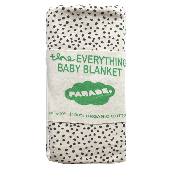 Everything Organic Baby Blanket