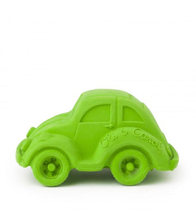 Oli & Carol Rubber Cars