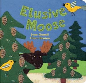 Elusive Moose Book