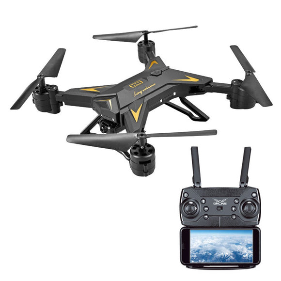 Foldable Selfie Quadcopter  Drone KY601S with 1080P 5.0MP Camera