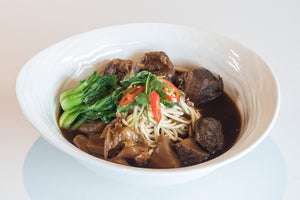 Taiwanese Beef Noodle Soup