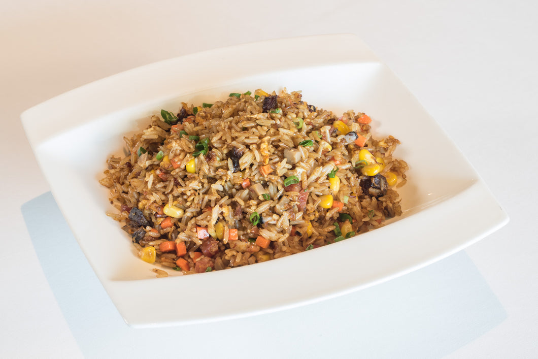 Five grain fried rice