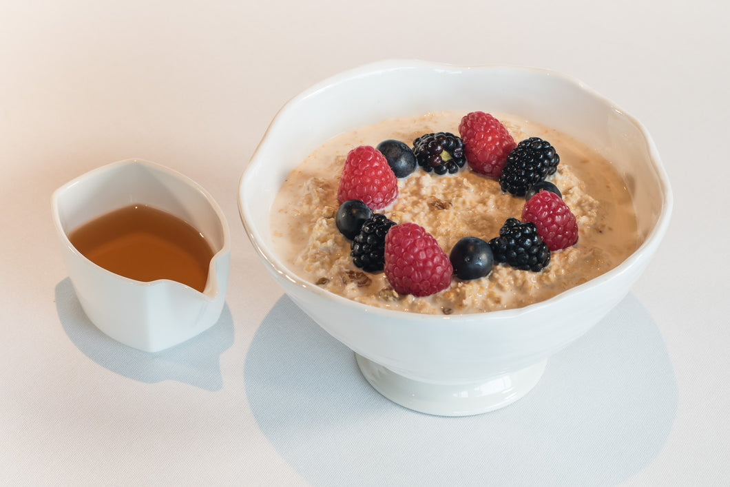 Homemade Bircher Muesli (Available from 7:30 to 10:30am)