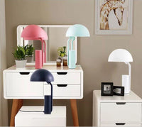 Cap Metal Table Lamp