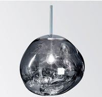 Tom Dixon Melt Mini Pendant Light Replica Chrome / Gold