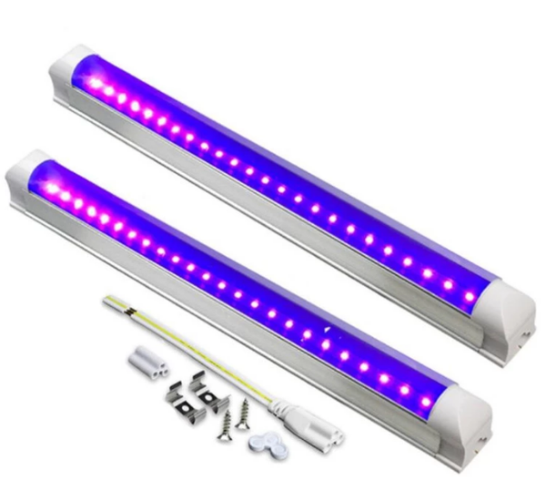 365nm 395nm uv led light bar