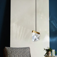 Mini Icy Crystal LED Pendant&Wall Sconce &Chandelier