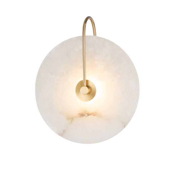 Alabaster  LED Marble Wall Sconce