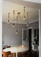 American Countryside Industrial Chandelier