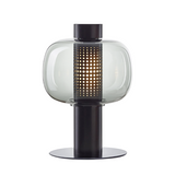 BONBORI | Traditional led Glass table lamp