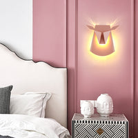 Antlers Decorative Wall Sconce
