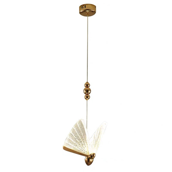 Creative Art Deco Butterfly Pendant Light