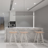 Circle Linear LED Pendant