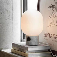 JWDA Marble Table Lamp