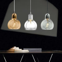Mega Bulb Glass Pendant lamp