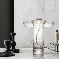 Stellar Glass Table Lamp