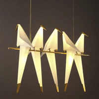Perch Chandelier Light