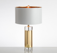 Parker Crystal Table Lamp
