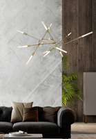 Dawn LED Chandelier Replica
