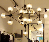 Pluto Industrial Chandelier Replica