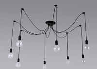 Multi Lights Ceiling Suspension Chandelier
