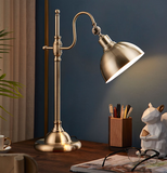 Countryside Industrial Antique Table Lamp