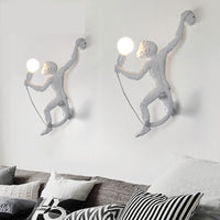 Seletti Monkey Wall Lamp