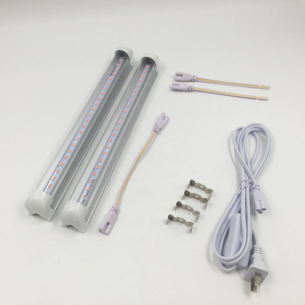 T8 Full Spectrum LED Grow Light Tube